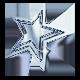 Silver Super Star