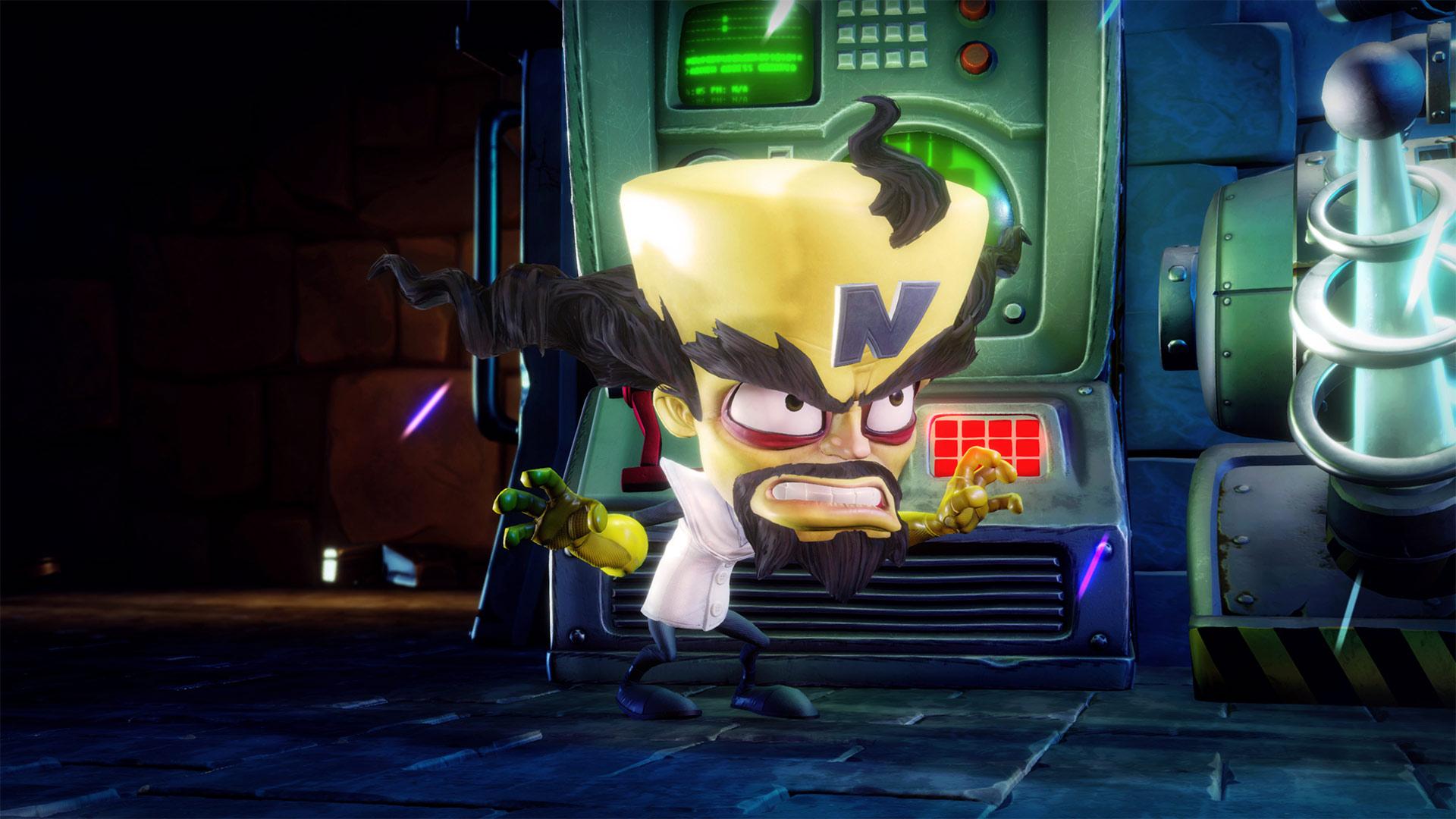 Showcase :: Crash Bandicoot™ N  Sane Trilogy