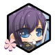 Hakuoki: Edo Blossoms Level 1 Badge