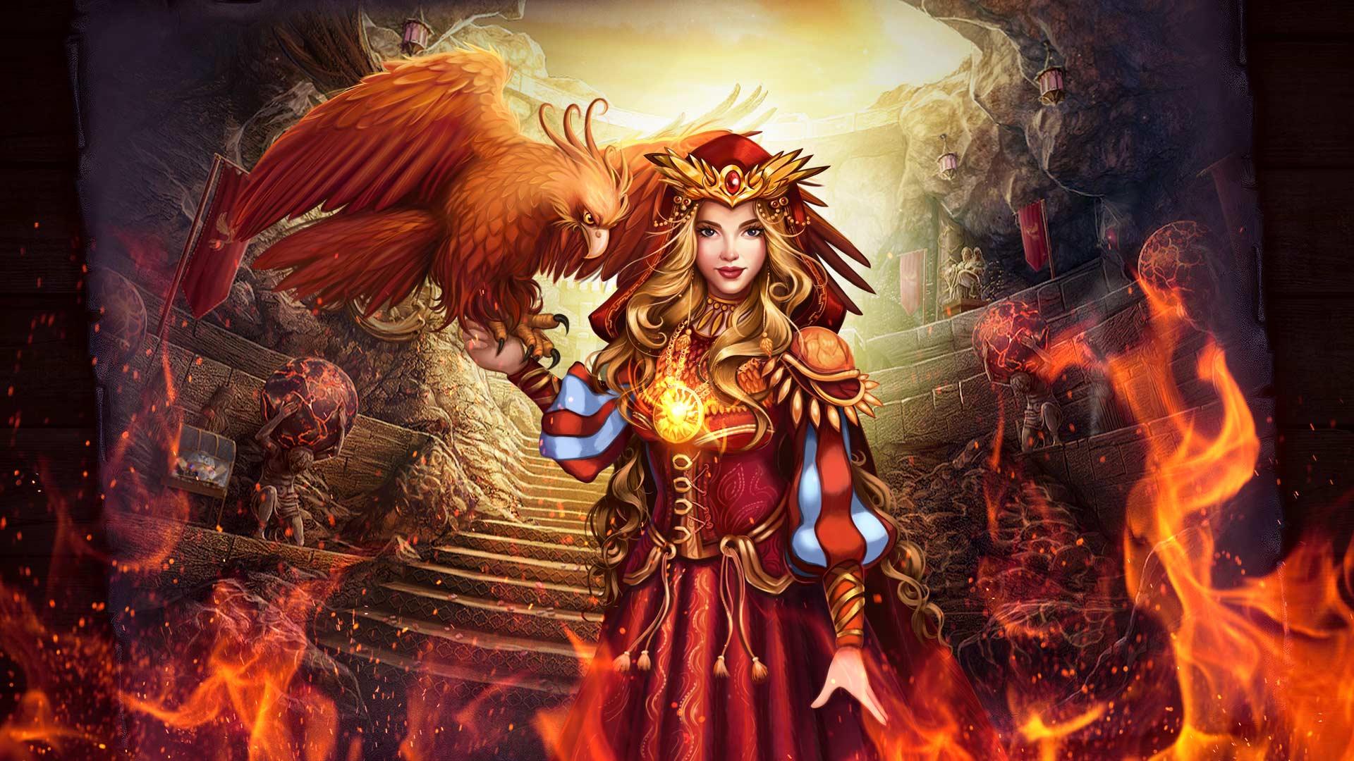 fiery shard runescape