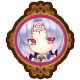 Record of Agarest War: Mariage Level 5 Badge