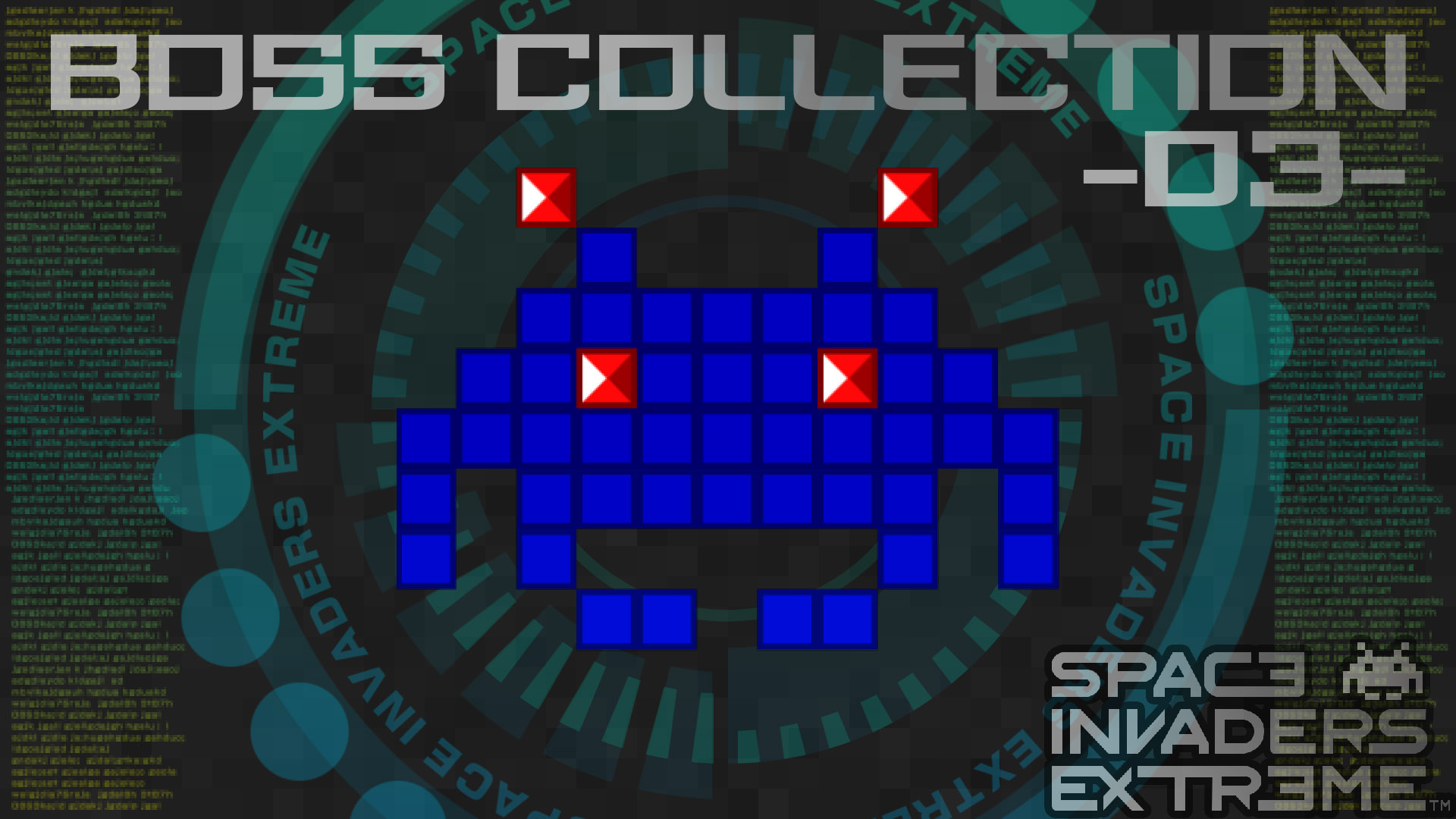 8-Bit Dice Space Invaders Edition Legion
