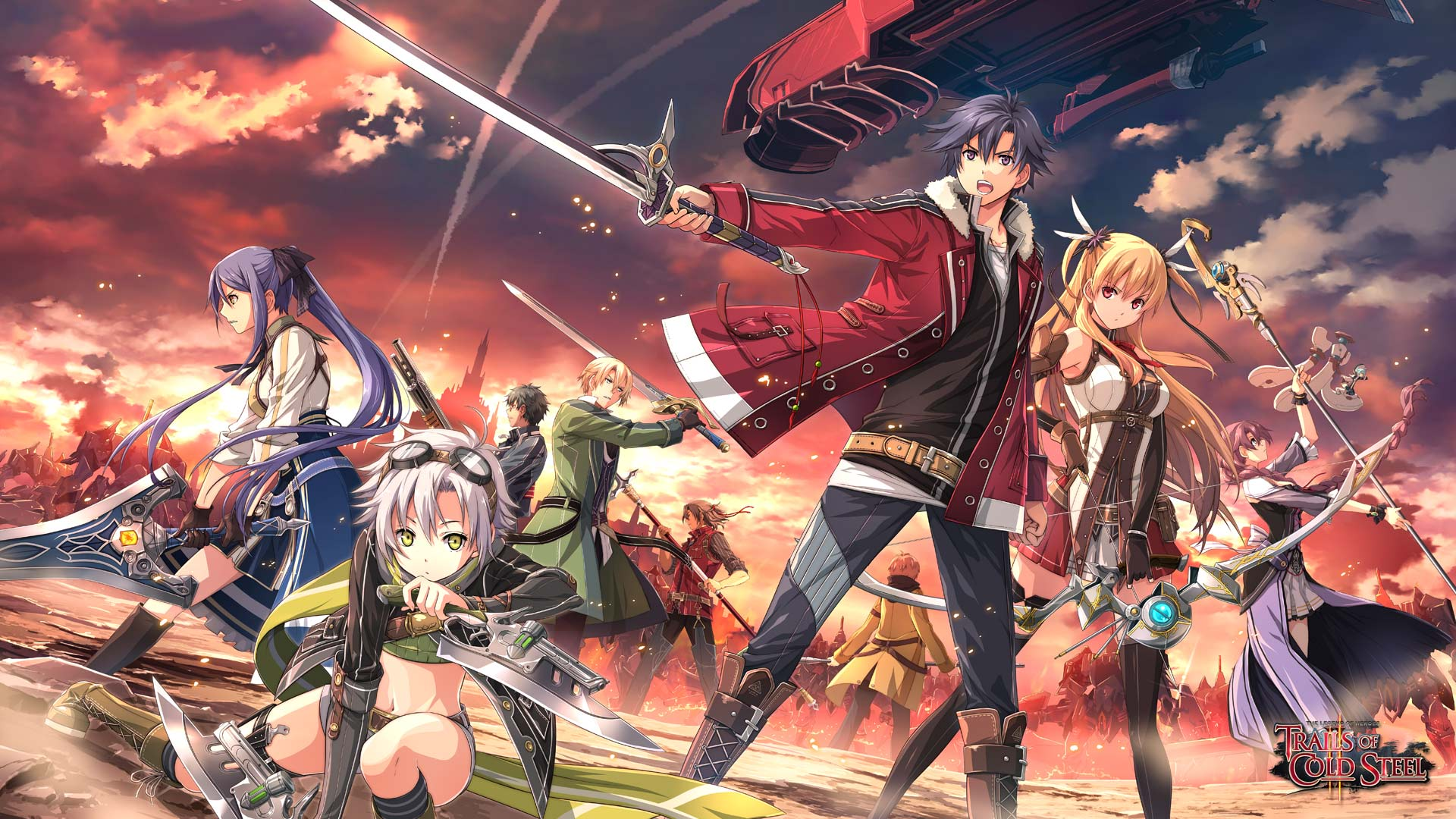 Showcase :: The Legend of Heroes: Trails of Cold Steel II