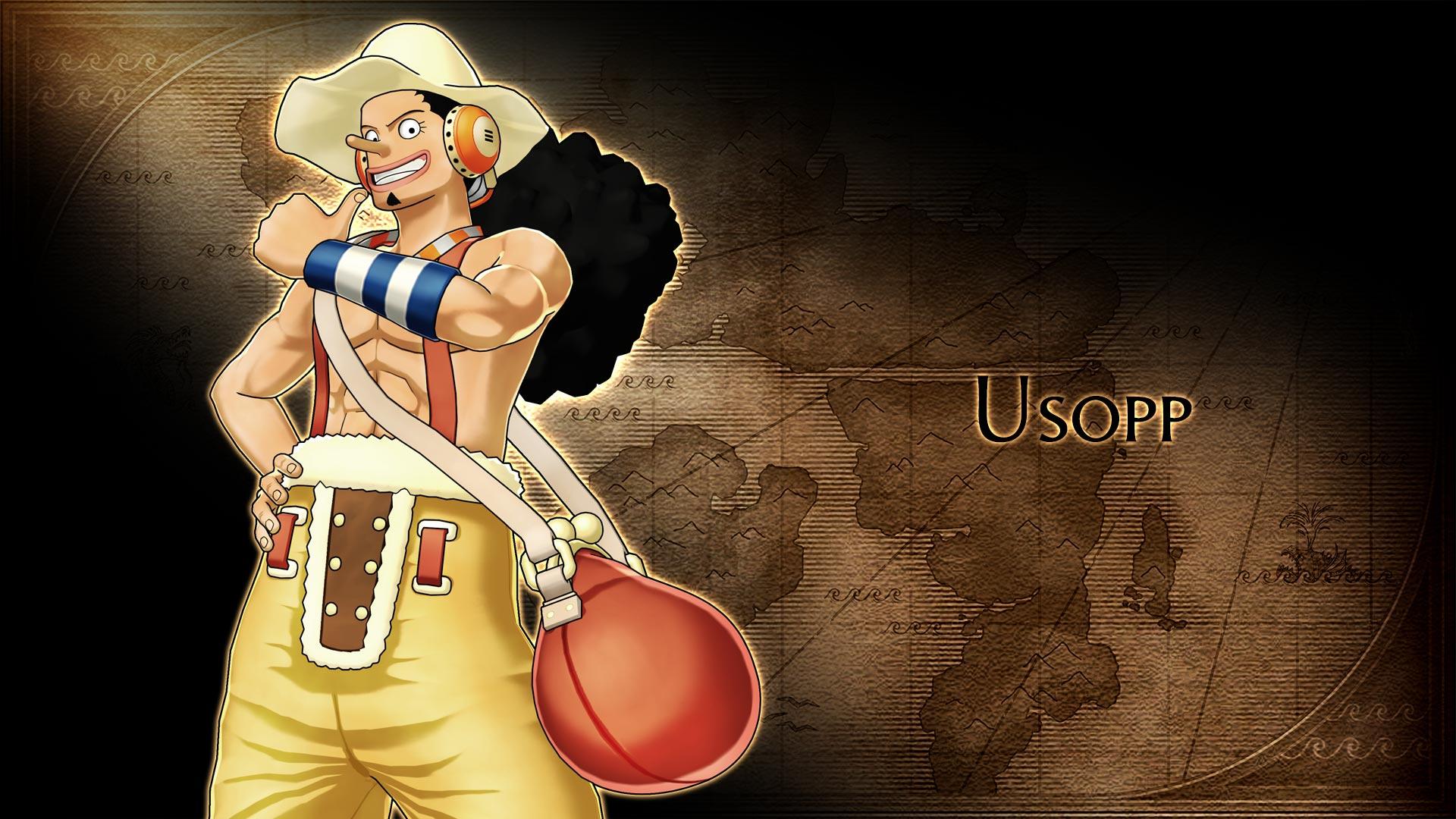 Showcase One Piece World Seeker