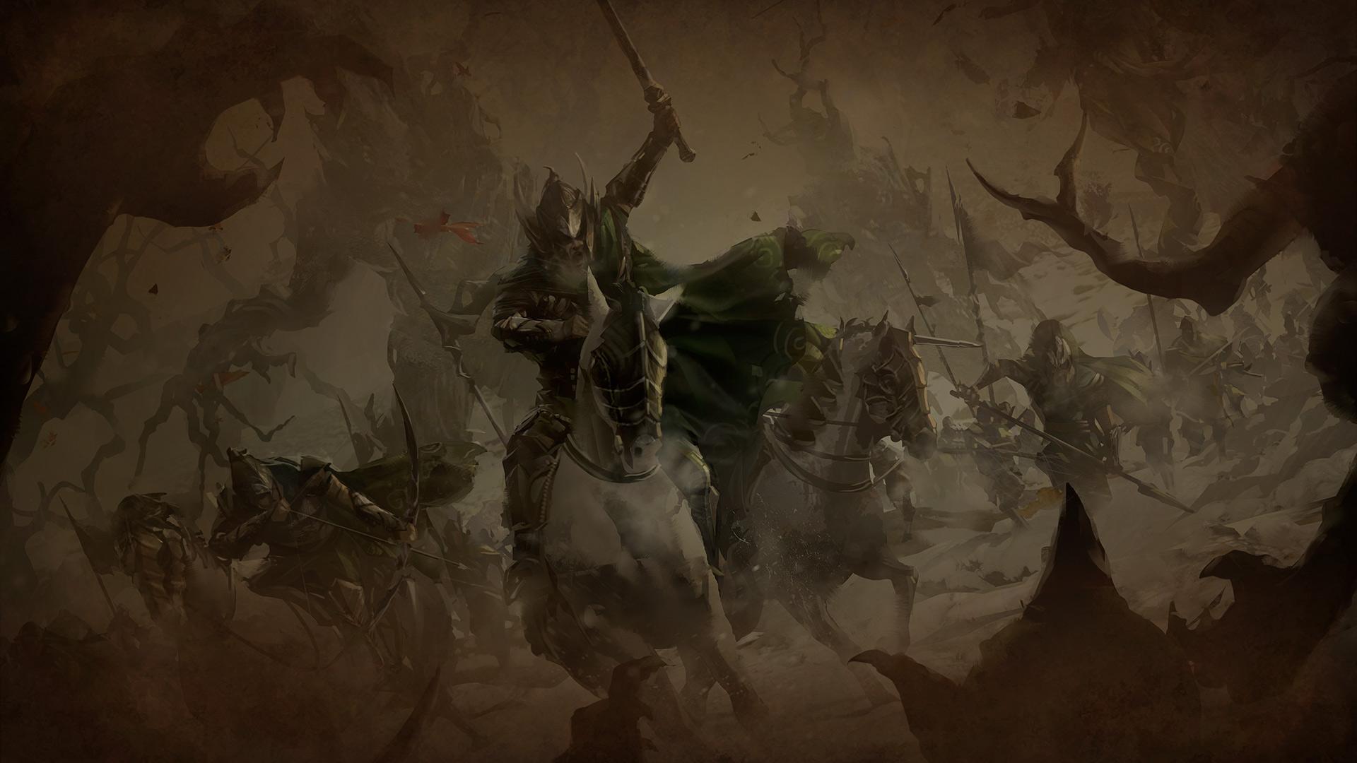Showcase :: Warhammer: Chaosbane