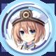 Megadimension Neptunia™ VIIR Level 3 Badge