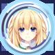 Megadimension Neptunia™ VIIR Level 4 Badge