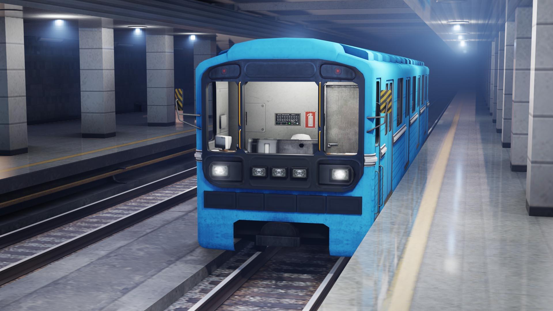 Showcase :: Subway Simulator
