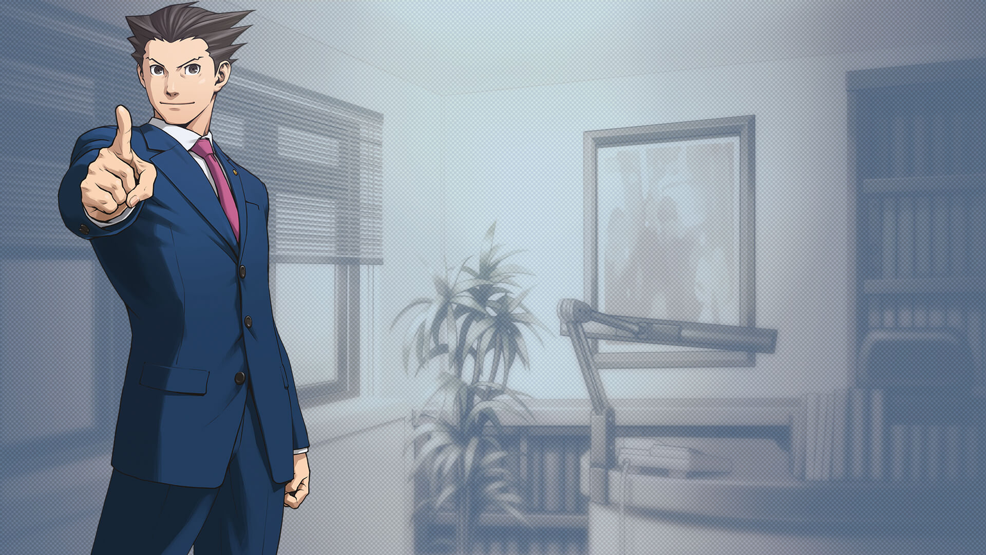Showcase Phoenix Wright Ace Attorney Trilogy