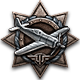 Aviator Badge Class IV