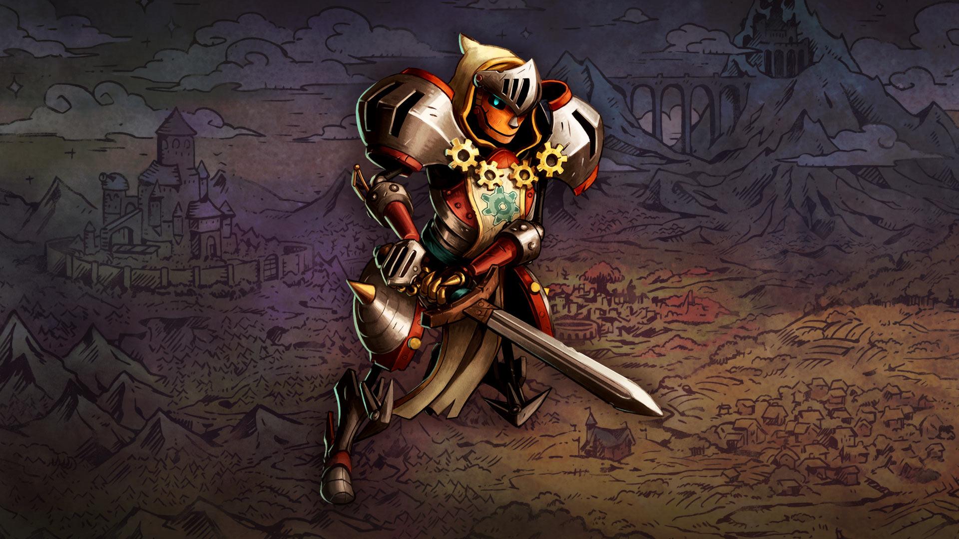 Showcase :: SteamWorld Quest: Hand of Gilgamech