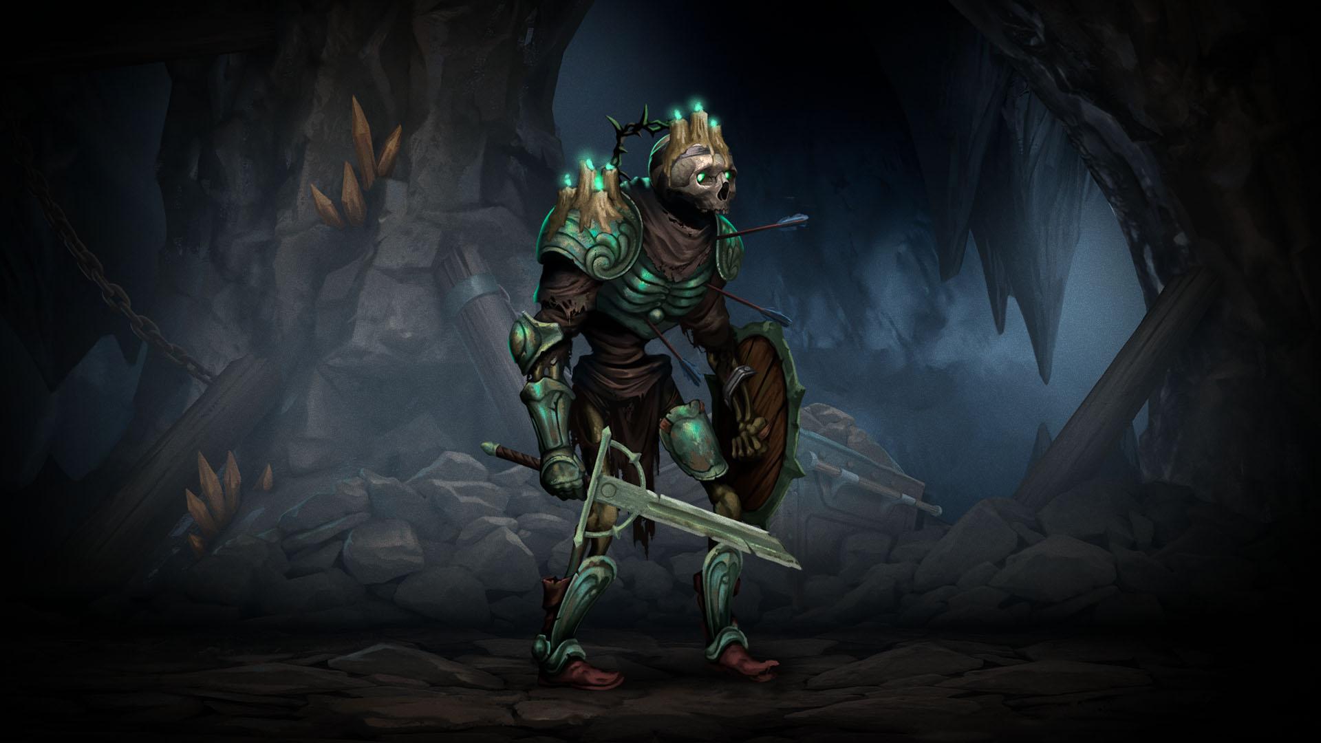 Showcase :: Iratus: Lord of the Dead
