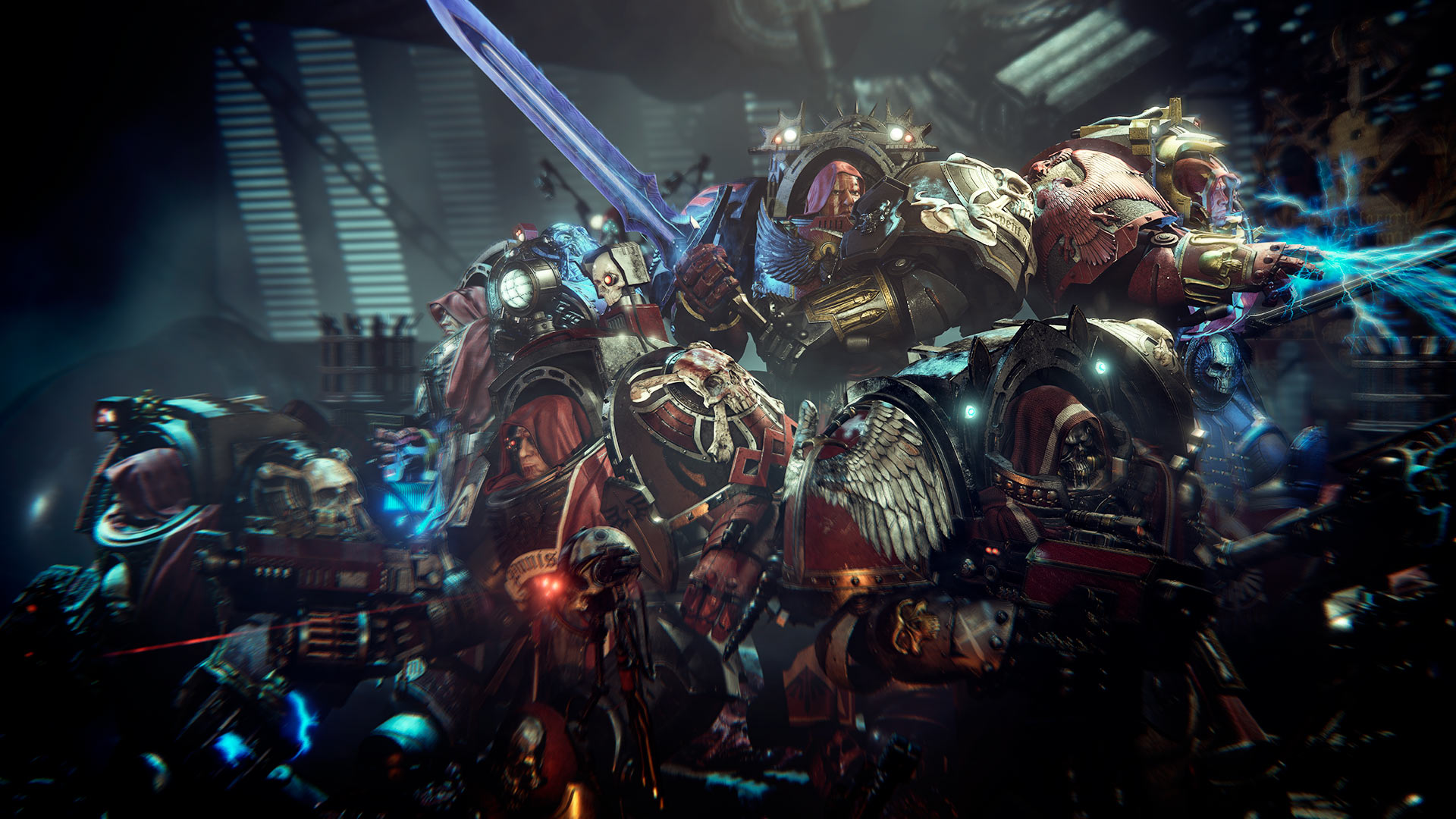 Showcase :: Space Hulk: Deathwing - Enhanced Edition