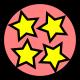 4 Stars Golfer