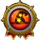 Adept badge