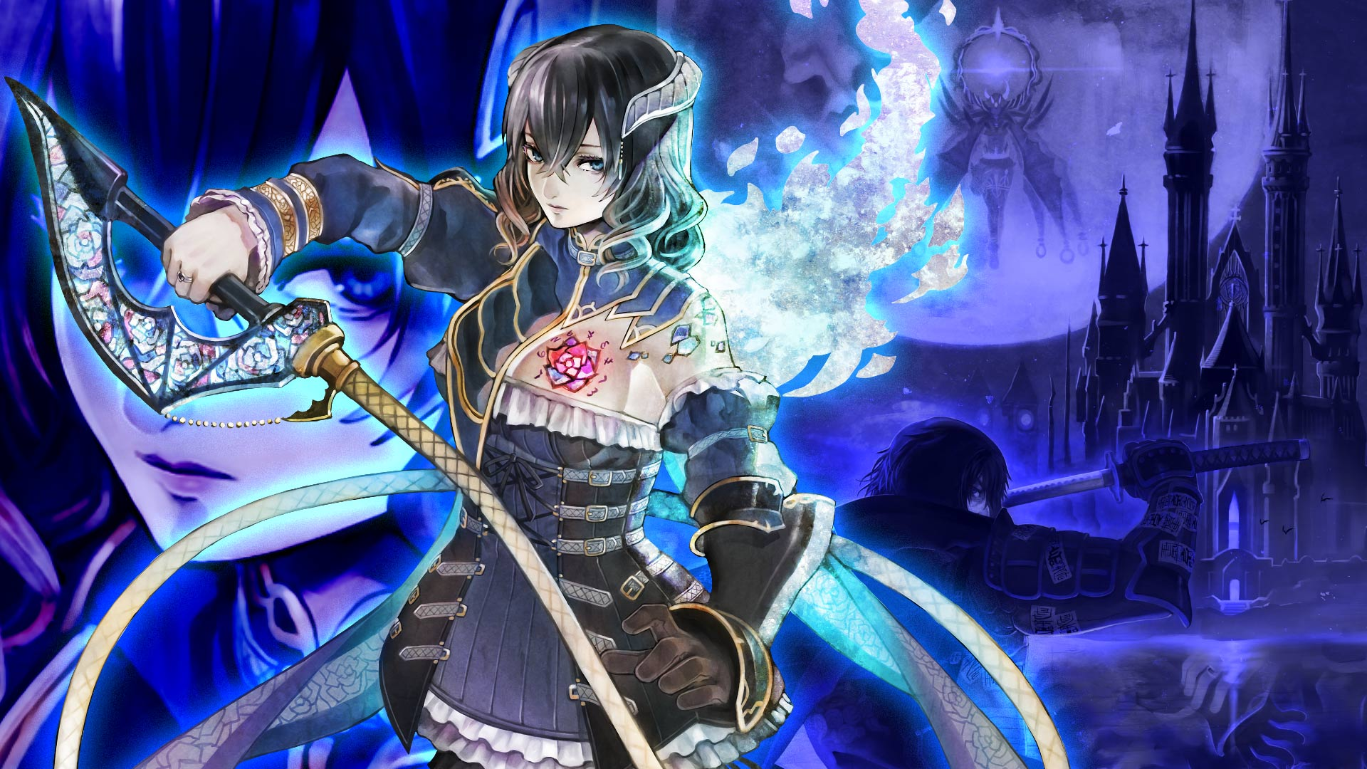Steam card exchange showcase bloodstained curse of the moon malvernweather Choice Image