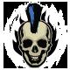 Holy Mega Ultra Cool Skull