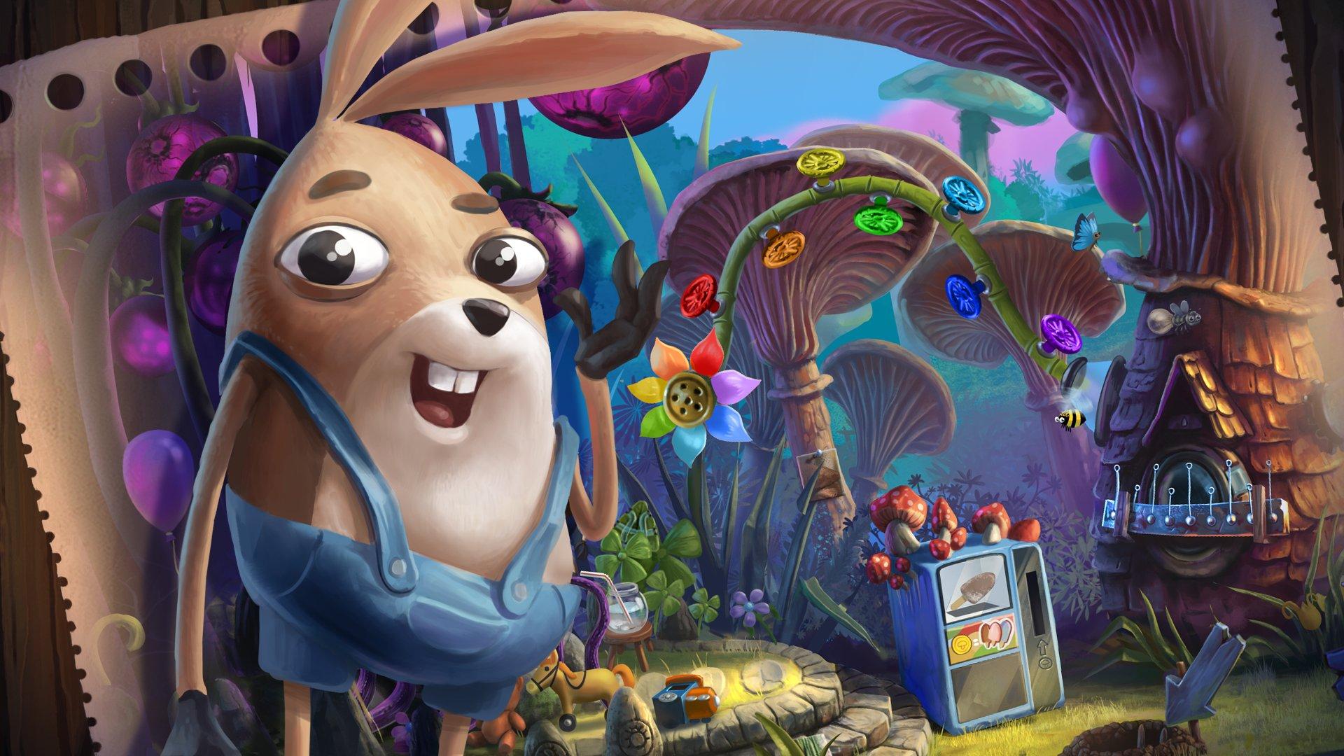 Showcase :: My Brother Rabbit