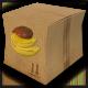 We deliver bananas