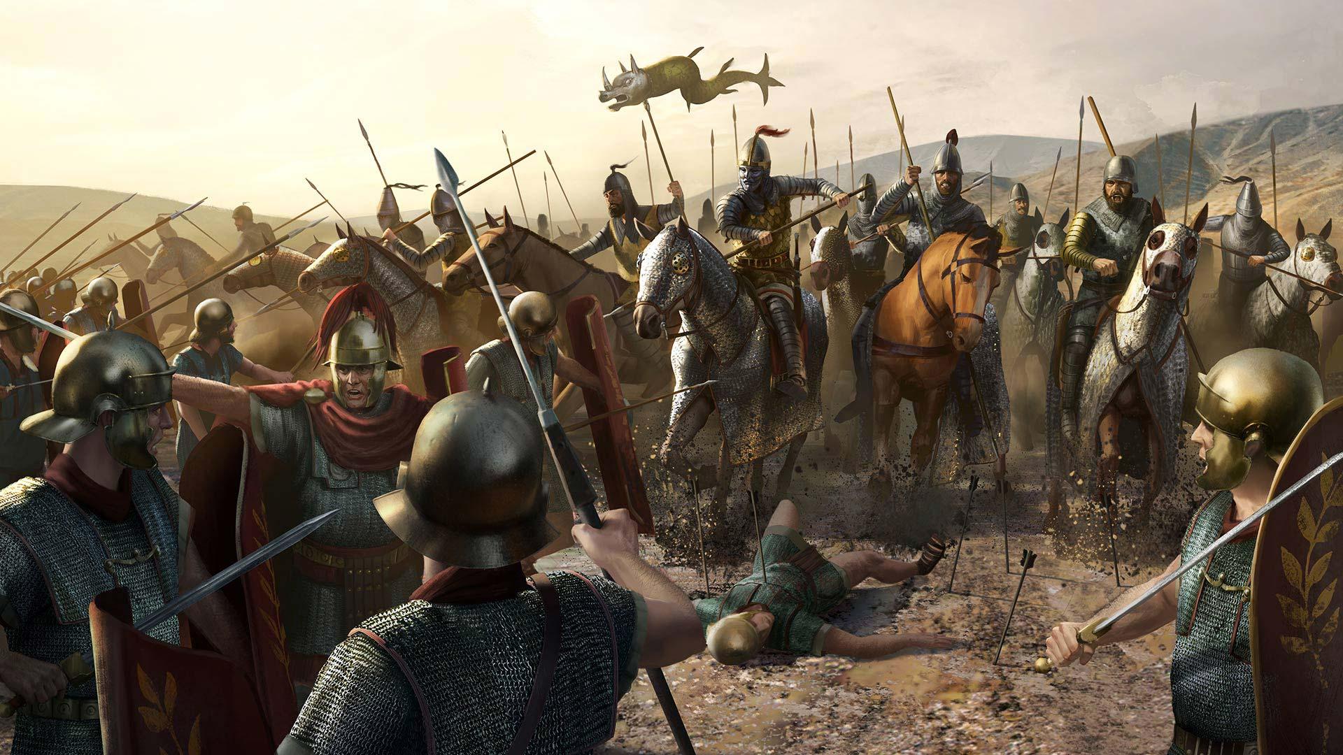 Showcase :: Imperator: Rome