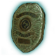 Dirty S.T.A.R.S. Badge