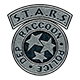 Stone S.T.A.R.S. Badge