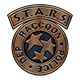 Wood S.T.A.R.S. Badge