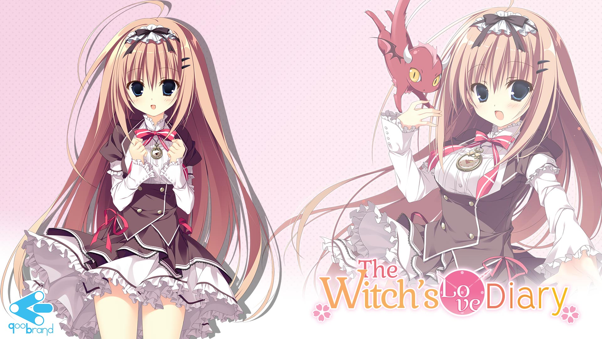 Showcase :: The Witch's Love Diary
