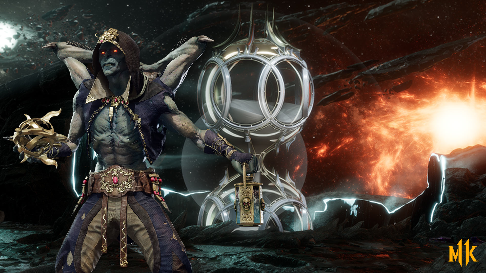 Showcase :: Mortal Kombat 11