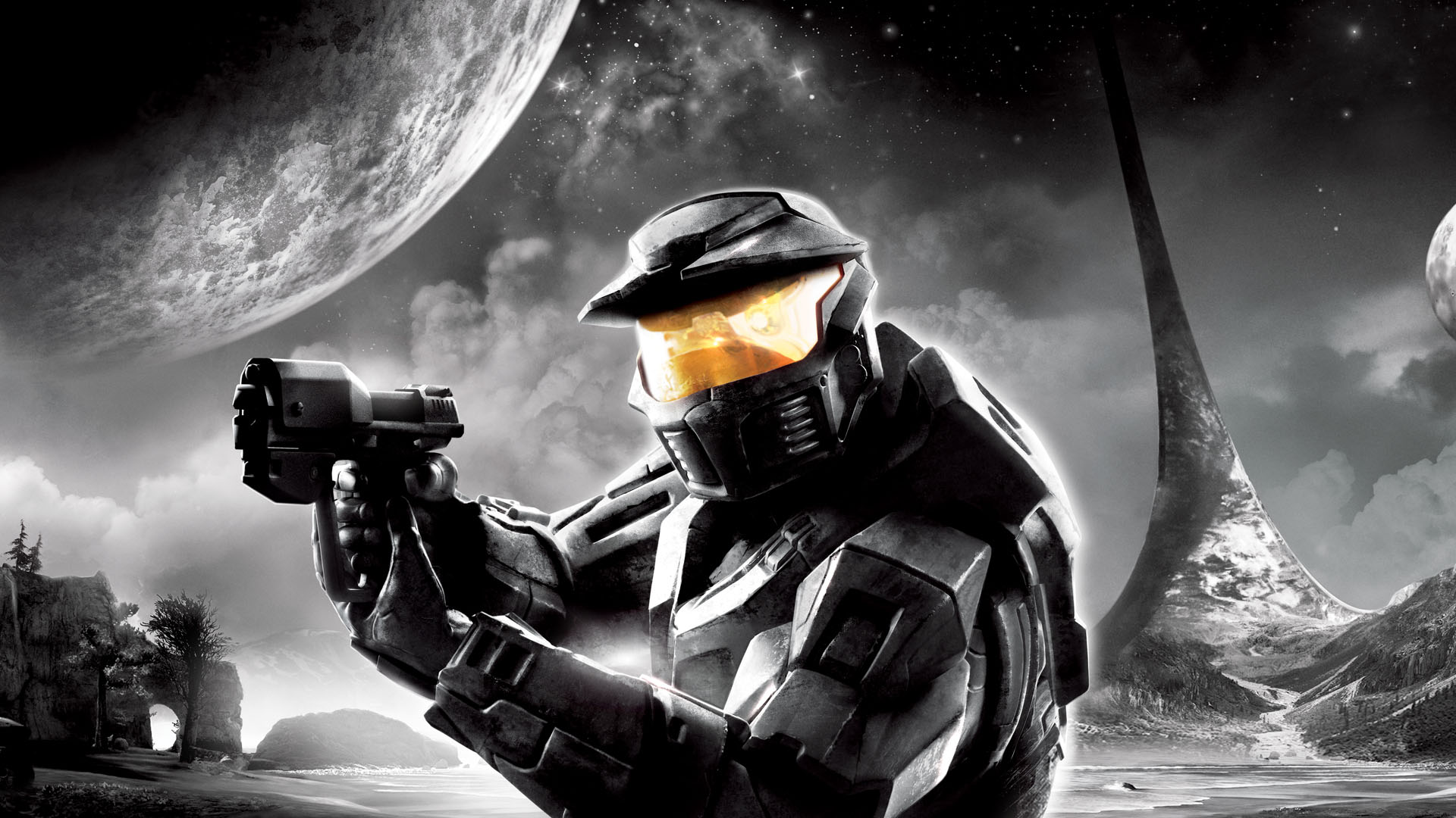 Showcase Halo The Master Chief Collection