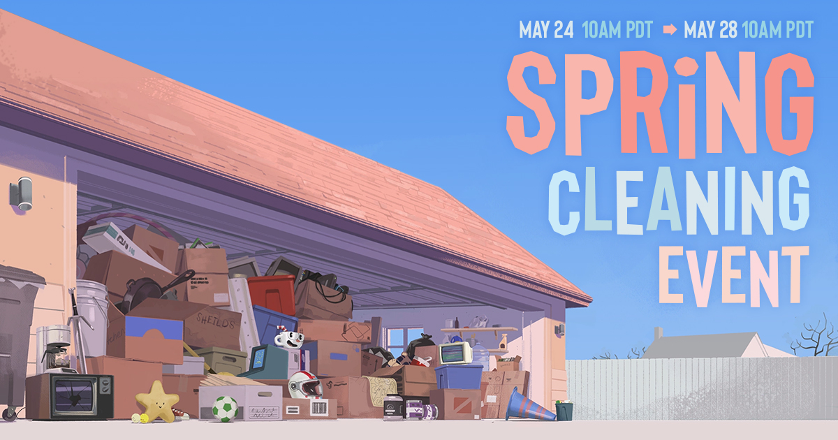 PC Games: [Steam] Spring Cleaning Event: Free Weekend + Sale | Dead by Daylight ($9.99 / 50% off), Grim Dawn ($7.49 / 70% off), Endless Space® 2 ($13.59 / 66% off), Assetto Corsa ($9.99 / 50% off), Don't Starve Together ($5.99 / 60% off), and more. Ends May 28 – 10AM PDT