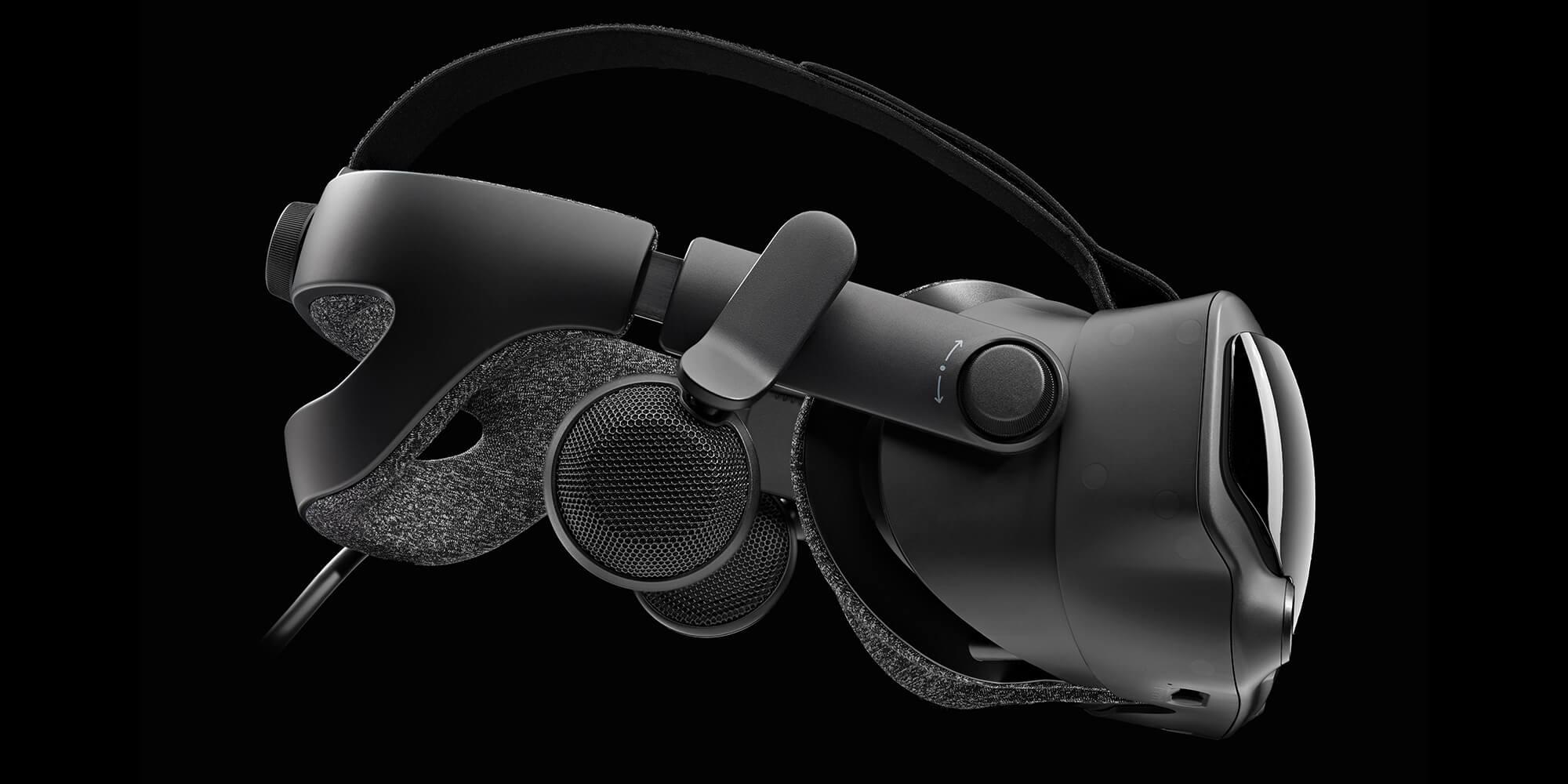 VR-Headset – Valve Index – Für ein besseres Erlebnis - Valve