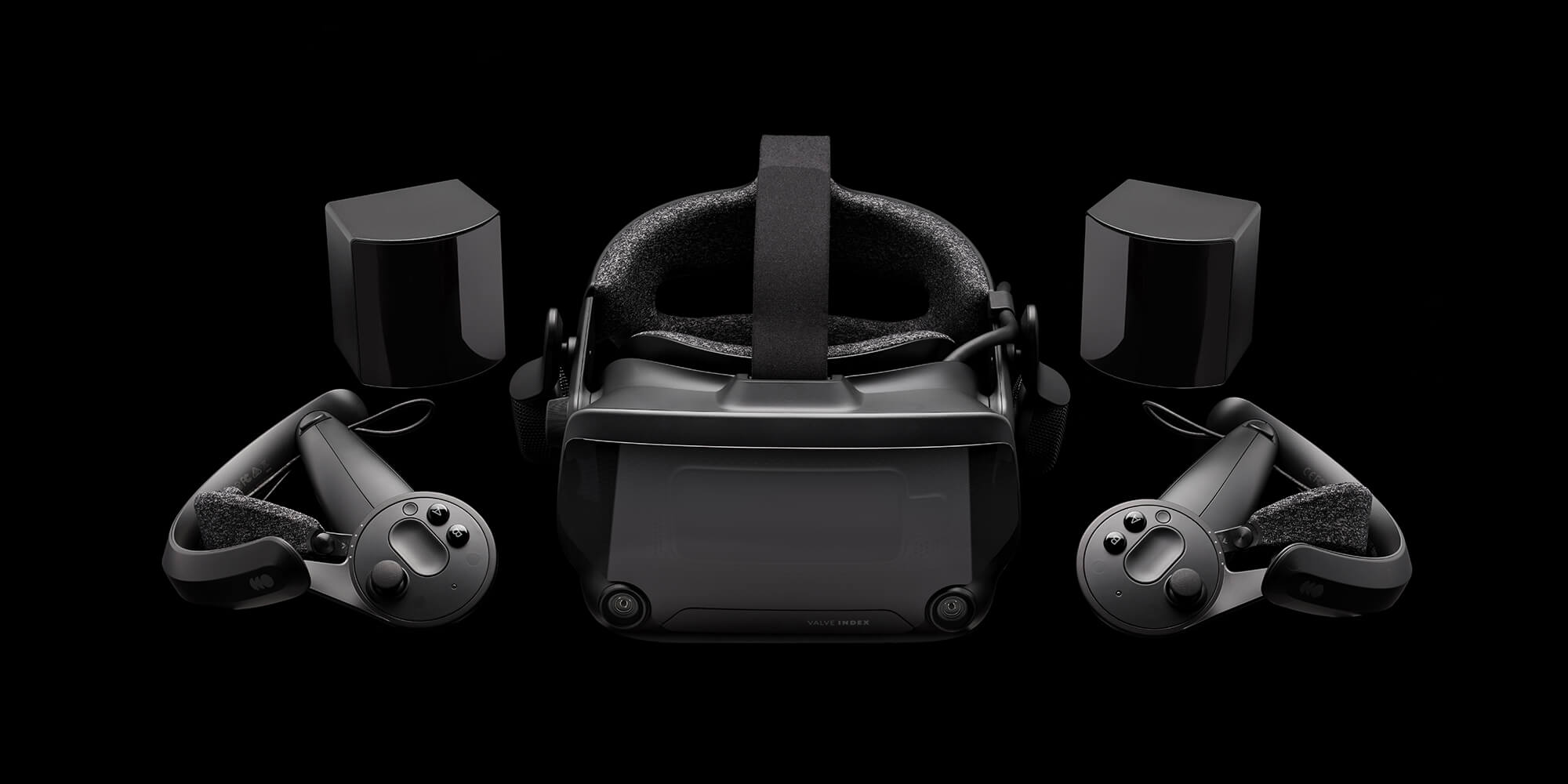 Valve Index - Upgrade your experience - Valve Corporation